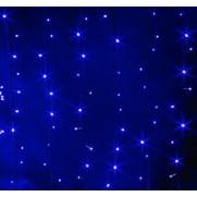 Световой занавес, синие 420 LED, арт.IL-CT-K420B