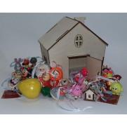 Набор елочных игрушек Русские сказки (22 шт)