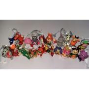 Набор елочных игрушек Русские сказки в пакете (22 шт)