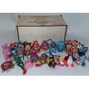 Набор елочных игрушек Зоопарк (20 шт)
