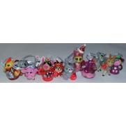 Набор елочных игрушек Восточный Гороскоп в пакете (12 шт)