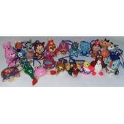 Набор елочных игрушек Зоопарк в пакете (20 шт)