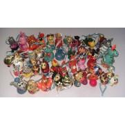 Набор елочных игрушек в пакете (40 игрушек)