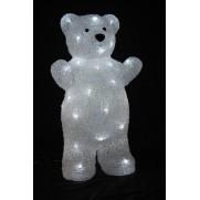"""Акриловая фигура """"Медведь"""", 120 ламп AR41129-1 60 см"""
