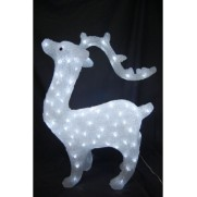 """Акриловая фигура """"Олень"""", 160 ламп(LED) AR41147 78 см"""