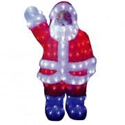 Акриловая фигура «Дед мороз» 60 см