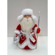 Дед Мороз под елку в ушанке д32-226