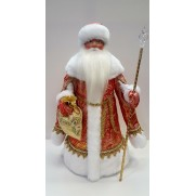 Дед Мороз под елку 50 см д50-001