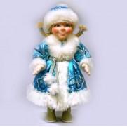 Снегурочка из ткани в валенках с29-003 198