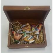 Набор игрушек Птичий двор (4 шт)