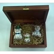 Набор игрушек Счастливая семья (3шт)