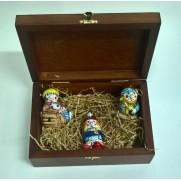 Набор игрушек Гномы (3 шт)