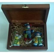 Набор игрушек Клоуны (3 шт)