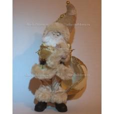 Игрушка Санта Клаус на парашюте 36 см. M11-23IG