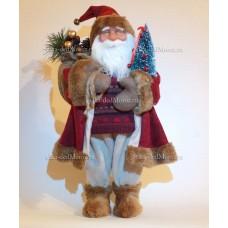 Игрушка Санта Клаус под елку 46 см. ZC11-S-18C