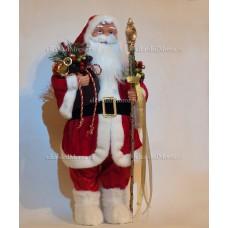 Игрушка Санта Клаус под елку 46 см. ZC11-S-18J
