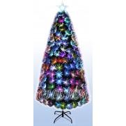 Ель светящаяся семь цветов LED 120 см