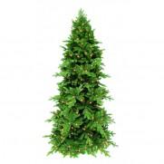 Триумф сосна Изумрудная 185 см 160 ламп зеленая
